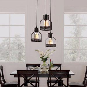 Precios de lámparas colgantes para comedor: modelos LED y ...